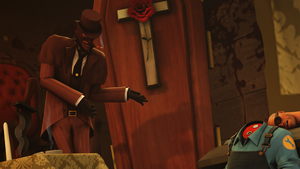 [SFM] Sells coffins by RayDraca