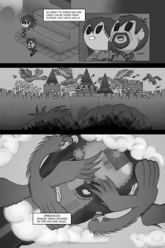 Alvah Comic Page 11 Full Monochrome by Alvah-and-Friends