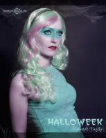 Haunted Twyla (Halloween countdown) by awesomePhotoDe
