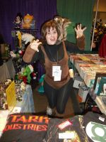 CTcon '12 - Squirrel Girl by TEi-Has-Pants