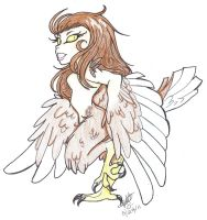 Harpie by TwinCandles