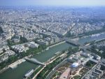 View of River-Eiffel Tower by Holly6669666