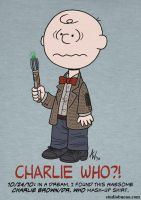 Charlie Who? by StudioBueno