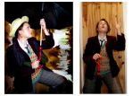 Seventh Doctor Costume by spiritofthebeast