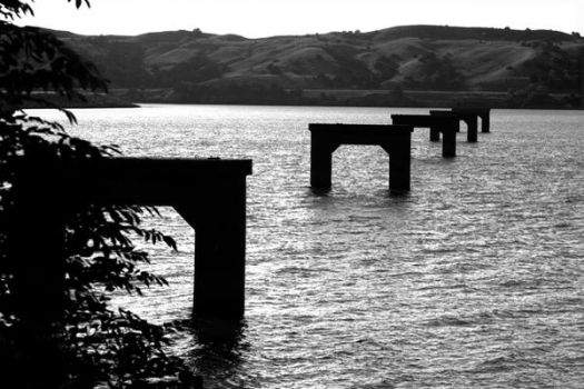 Bridge to Nowhere by millicent4
