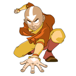 Aang The Last Air Bender by Keablr
