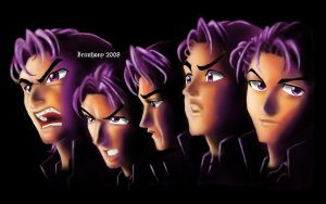 His Five Faces by irinthony