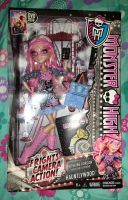 Monster High Viperine Gorgon by Mayux