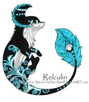 Young Relculin Adoptable ~ CLOSED by BiahAdopts