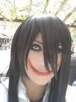 Jeff The Killer Selfy CF 2013 by EdwardElricKun