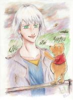Days of Pooh n Riku by IrrelevantMaverick