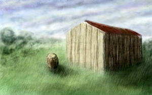 Composition of the barn by dwsel