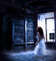 Literary darkness by pcgita