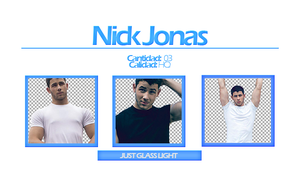 ||Nick Jonas|| PNG by JustGlassLight