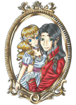 Louis and Claudia by Le-Vampire-Cat