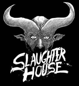 Slaughterhouse Horror Shirt by Saevus