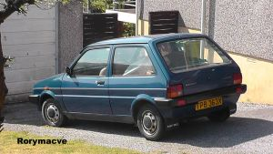 1981 Austin Metro by The-Transport-Guild