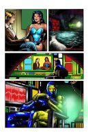 pages by ultimat comics 17 by joseisai