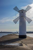 13-03 Windmill 2 by evionn