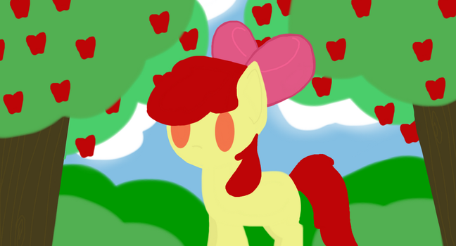 Applebloom by rainbowtiger72
