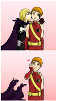 Valentines: Speedy + Phantom by notsohot