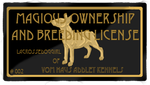 LacrosseDogGirl's license by modifiedMONSTER