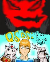QSoS: The Quest Begins by wogawoga