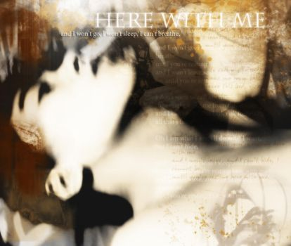 Here with me - Overlay by EMKEY