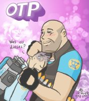 Team Fortress 2 - OTP by mistress-samwise