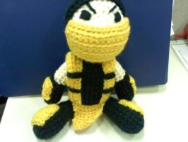 Amigurumi Scorpion by NerdStitch