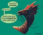 Color Challenge - Temeraire by AbelPhee