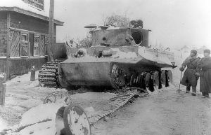 Panzer IV Destroyed by ShitAllOverHumanity