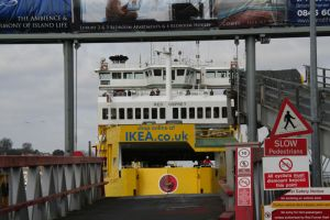 Arrival from Soton by tammyins