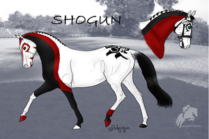 SSS Shogun by BrindleTail