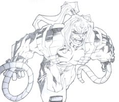omega red by chavana