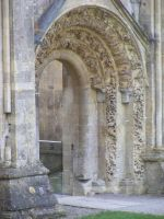 Glastonbury Abbey 60 by LadyxBoleyn