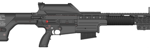 M-70 Battle Rifle by StarSword-C