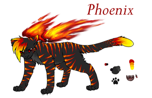 Phoenix Reference 2014 by Purrlstar
