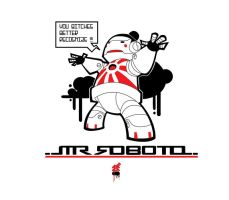 mr roboto by ZurdoM