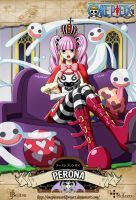 One Piece - Perona by OnePieceWorldProject