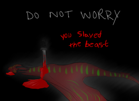 Very shitty vent art by DragonLover4Ever