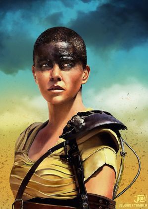 -Furiosa- by obsceneblue