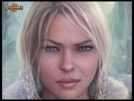 UFS - Astrid - determined by TheFirstAngel