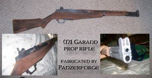 M1 Garand Prop by PanzerForge