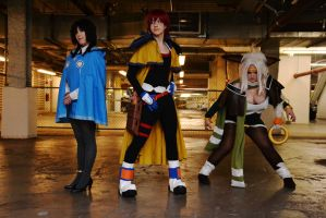 Outlaw Star by LilyKyrie