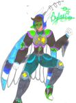 WSK - Dylan as Super Raphael by Clipperwhiz1