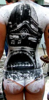 Body Painting by kirpy