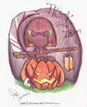 Idolo trick or treat? by idolnya