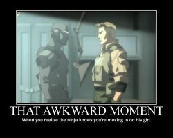 That Awkward Moment by CrescentMoonDemon