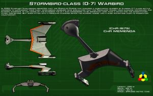Stormbird class [D-7] ortho [new] by unusualsuspex